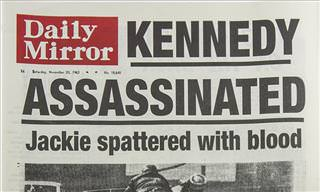 7 Unanswered Questions About JFK's Assassination