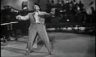 Cab Calloway Performs His Classic Song Minnie the Moocher!