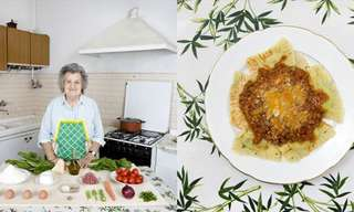 World Grandmothers and Their Traditional Dishes