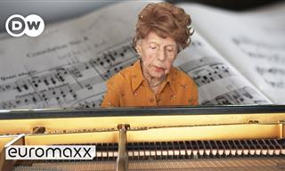 The Story of the Oldest Piano Player in the World