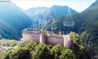 12 Amazing Digital Reconstructions of Medieval Castles