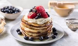 Treat Your Taste Buds to These Delicious Banana Pancakes
