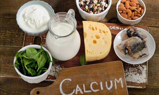 Are You Low in Calcium?