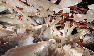 Unbelievable Sight: The Crystal Cave