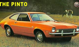 Ford Pinto: The Story Behind the Misunderstood Car
