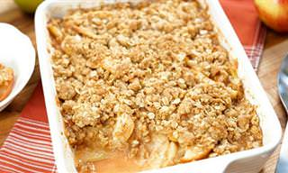 How to Make an Exquisite Apple Crisp Dessert