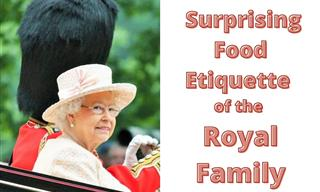 Which Foods the British Royal Family Avoids and Why?