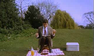 Mr. Bean's Hilarious Picnic