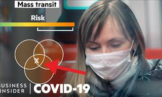 COVID-19: Which Outdoor Activities Are the Riskiest?
