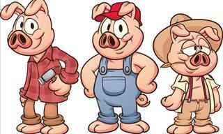 The Poem of the Three Little Pigs