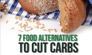 7 Healthy Food Swaps
