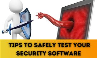 Useful Tips to Check if Your Security Software is Working