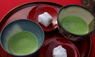 All About the Japanese Matcha Tea