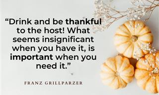 12 Priceless Quotes About the Spirit of Thanksgiving