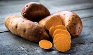 Are Sweet Potatoes and Yams the Same Vegetable?