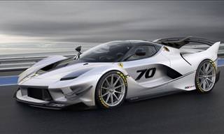 Ferrari Announces the Fearsome FXX-K Evo