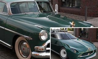 Old Car Models Get a New Twist with Digital Rendering