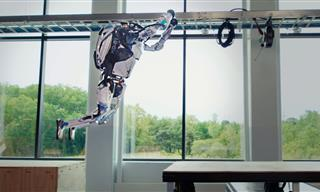 These Crazy Robots Can Do PARKOUR - Wow!