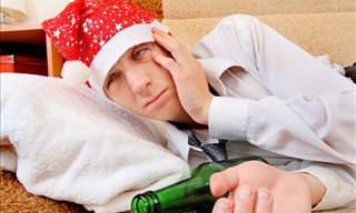 Joke: The Happy Hangover