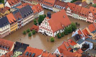 Europe In Flood - Shocking Photos!