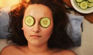 8 Natural Cucumber Remedies That Treat the Skin and Hair