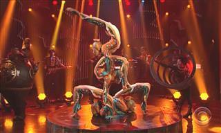 The Cirque du Soleil Does It Again