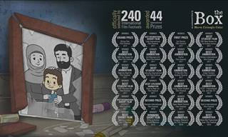 The Box, a Multi-Award Winning Animated Short Film