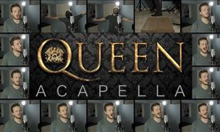 Listen To This Acapella Medley of Classic Songs by Queen