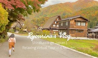 This Quaint Japanese Village Appears To Be From a Fantasy