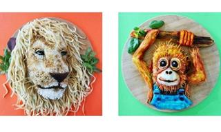 This Food Stylist Creates Animal-Inspired Edible Art!