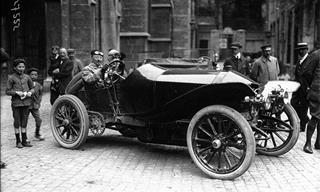 Which of These Early Electric Cars Would You Have Driven?
