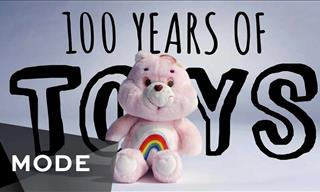 100 Years of Toys: Do You Remember These Toys of the Past?
