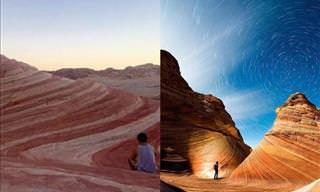 Amateur Vs Professional Photography at Beautiful Landmarks