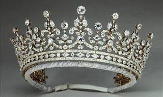 Famous Royal Crowns and Tiaras