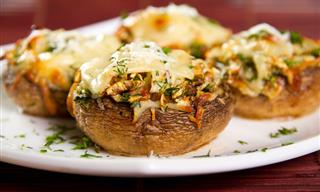Everyone Need A Good Stuffed Mushroom Recipe