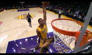 Top 10 NBA Dunks for 2013!