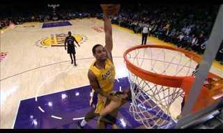 Top 10 NBA Dunks for 2013!