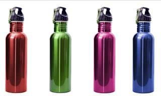 Why You Need a Stainless Steel Water Bottle