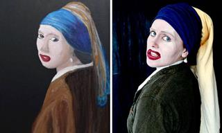 18 Hilarious Recreation of Bad Charity Shop Art