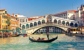 Take a Virtual Tour Through the Streets of Gorgeous Venice