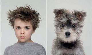10 Amazing Portraits of Dogs and Their Owners