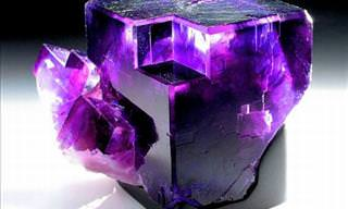 24 Beautiful Gems and Minerals
