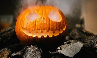 12 Absolutely BOO-tifiul Homemade Halloween Decorations
