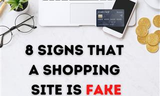 8 Warning Signs That a Shopping Website is Fraudulent