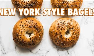 How To Make a Soft and Delicious New York-Style Bagel