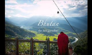 Take an HD Tour of the Kingdom of Bhutan