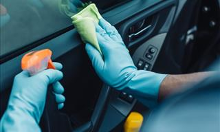 5 Car Tips to Ensure You're Safe From Germs While Driving