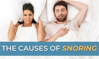 6 Causes of Snoring and How to Fix the Problem