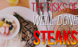 WATCH: The Risks of Well-Done Steaks