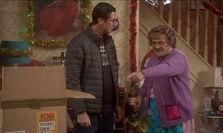 Hilarious: Mrs. Brown and Her Weird Day... (Rude)